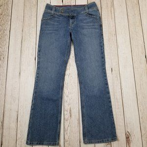 Tommy Hilfiger Hipster Boot Jeans Women's 12